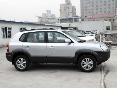 北京现代汽车御驰途胜2.0l 手动 两驱 时尚版2009款