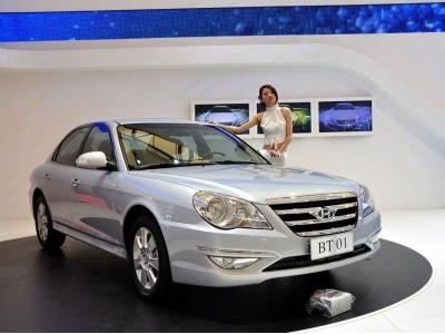 北京现代汽车美源名驭2.0gl 自动尊贵2009款报价 - 美