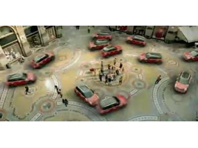 MINI汽車廣告 創意廣告