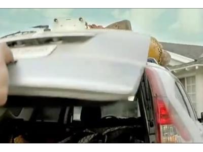 本田2012款CR-V的最新宣传片