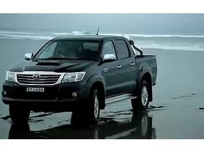 Toyota汽車廣告