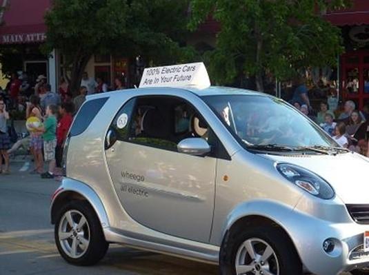 中国新能源汽车的发展路