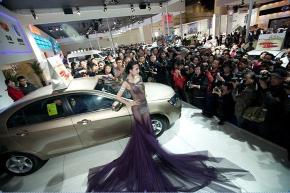 2016第六届中国 重庆 汽车博览会10月13日盛大开幕高清图片