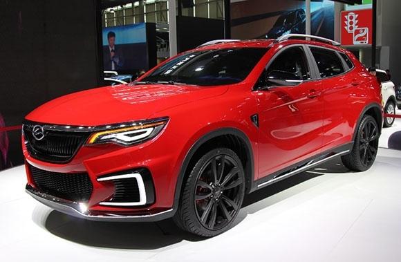 毫无疑问,概念车就是最好的选择,而且随着新能源与汽车智能化的快速