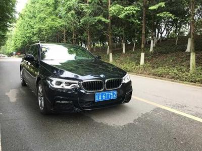 与全新一代BMW525li运动版的相处时光