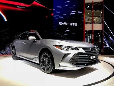 亮點紛呈 一汽豐田攜全新時代產品閃耀山城