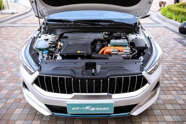 全新一代K3 插电混动版 试驾通稿0729docx733