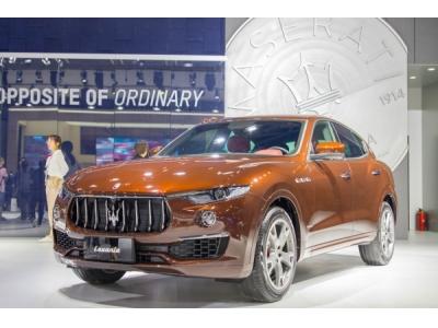 极致专属 玛莎拉蒂全球限量版车型于成都车展中国首发