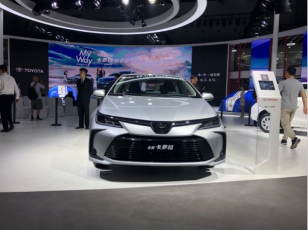 _【后续稿(产品方向)】众多新产品亮相,一汽丰田在成都车展描述决心与未来506