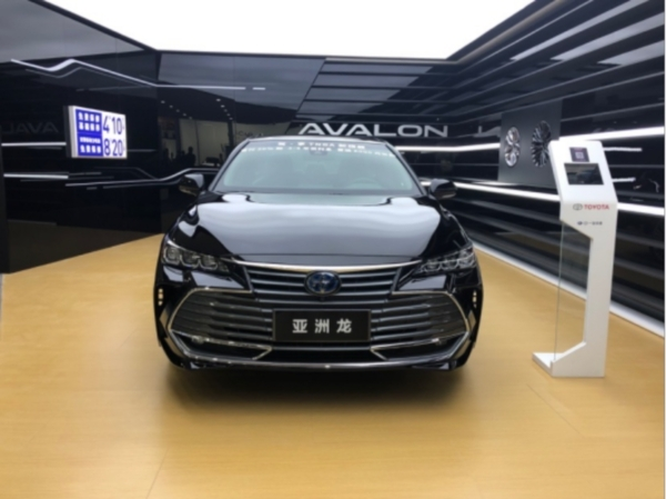 _【后续稿(产品方向)】众多新产品亮相,一汽丰田在成都车展描述决心与未来1154