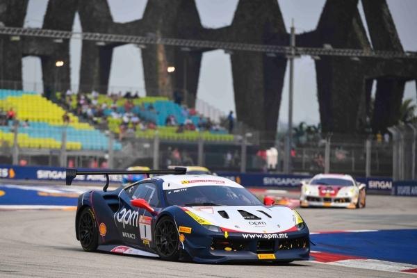 _6.Ferrari Challenge Asia-Pacific_Singapore_Race 2