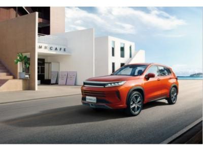 SUV全矩阵亮相 智能新高端品牌EXEED星途携SUV全系登陆广州车展